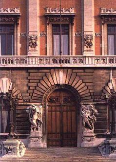 Xvi legislatura conoscere la camera le for Sede della camera dei deputati
