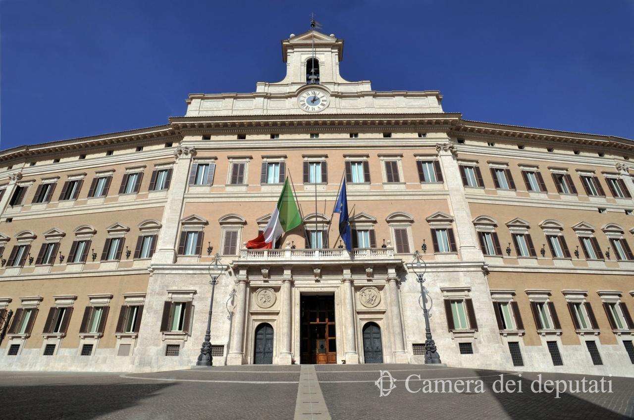 Xvii legislatura xvii legislatura comunicazione la for Camera dei deputati palazzo montecitorio