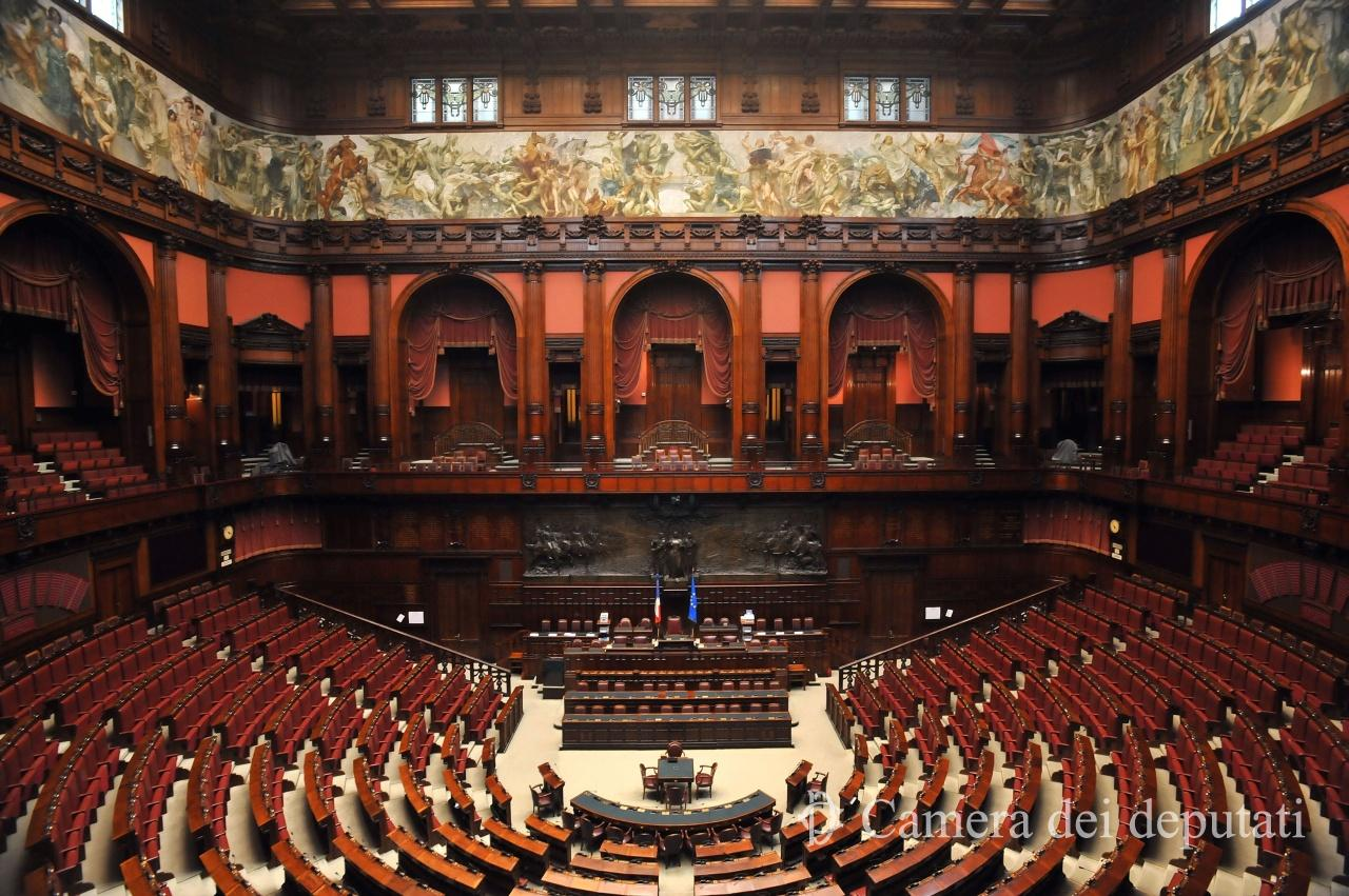 Xvii legislatura comunicazione la camera for Parlamento montecitorio