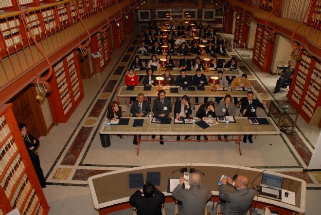 Comunicazione la camera per immagini for Camera dei deputati web tv