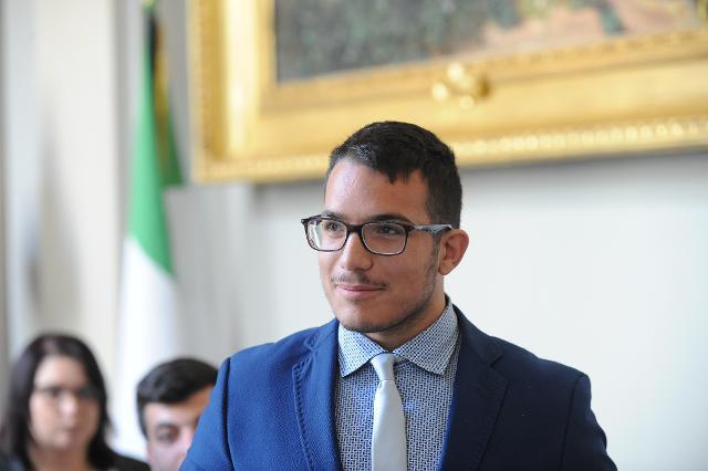 Incontro degli studenti con i deputati eletti nella Circoscrizione Abruzzo
