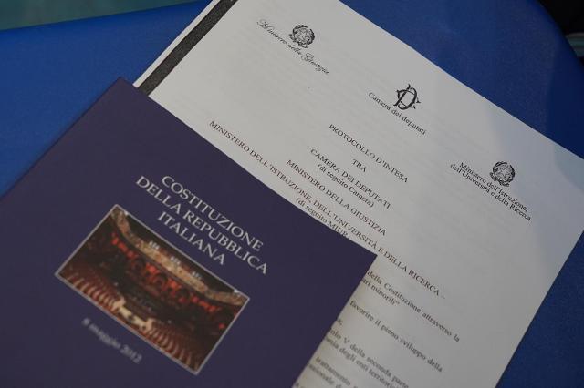 Il Presidente Fico rinnova il Protocollo d'intesa  presso l'Istituto Penale per i minorenni di Bari