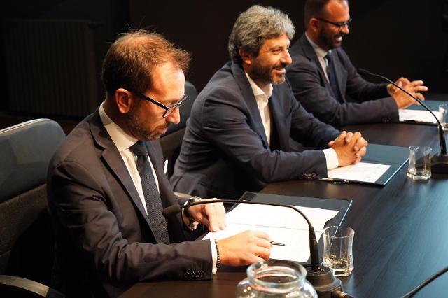 Il Presidente Fico a Bari presso l'Istituto Penale per i minorenni, rinnova il Protocollo d'intesa