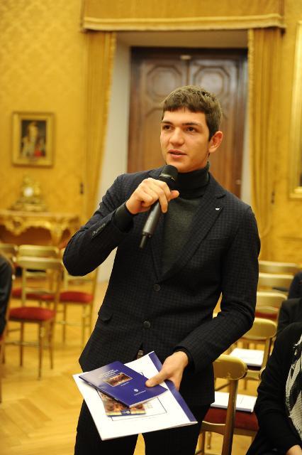 Incontro degli studenti con i deputati eletti nella Circoscrizione Friuli Venezia Giulia