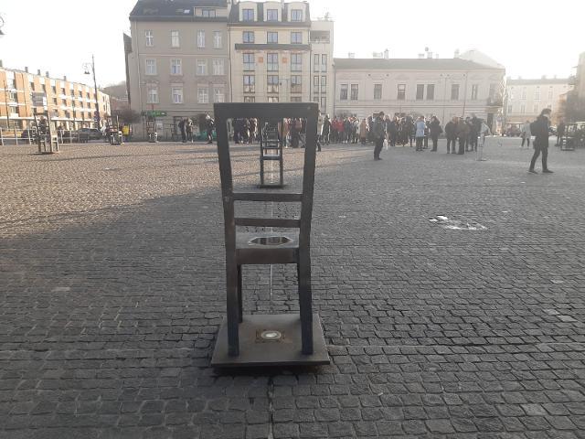 Piazza delle sedie