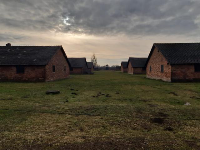 Baracche - Birkenau