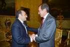FINI INCONTRA IL MINISTRO PER L'UNIONE EUROPEA DELLA REPUBBLICA DI TURCHIA, EGEMEN BAGIS